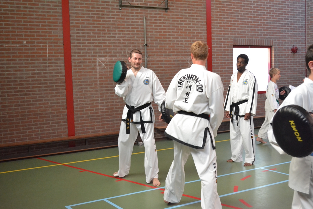 Wedstrijdtraining Sabum Marcel BooSabum Rob (2)