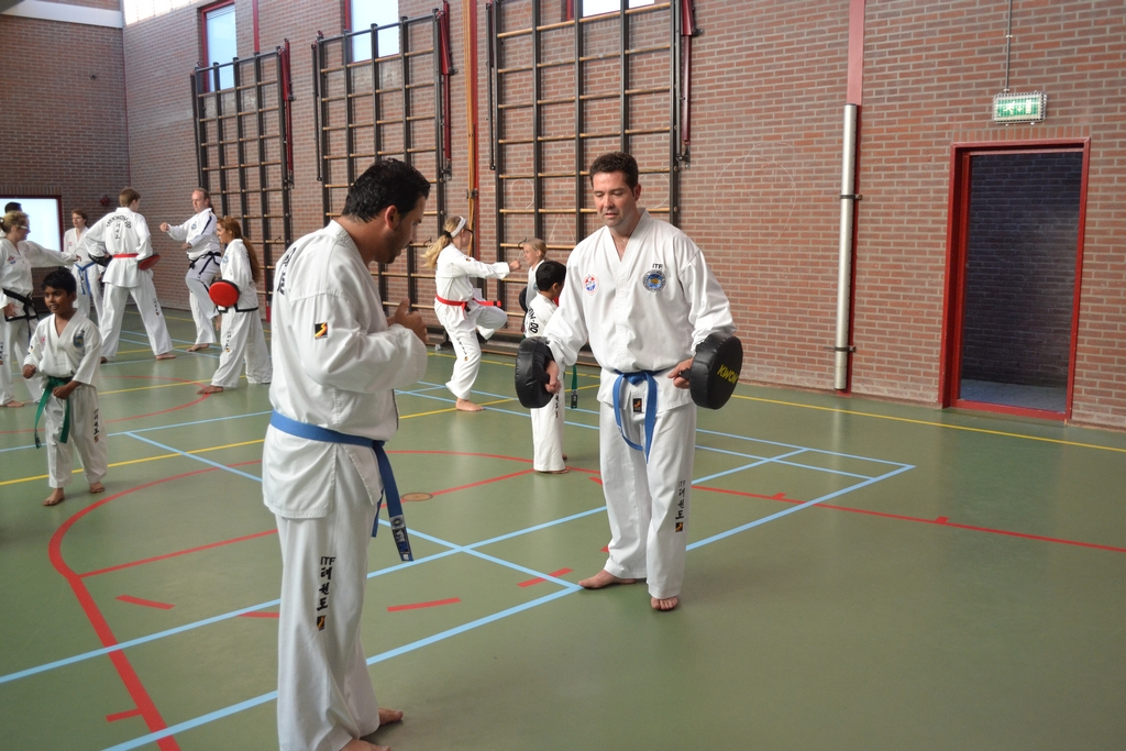 Wedstrijdtraining Sabum Marcel BooSabum Rob (40)