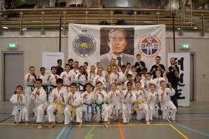 Deelnemers Baukdu toernooi te Zoetermeer 2015