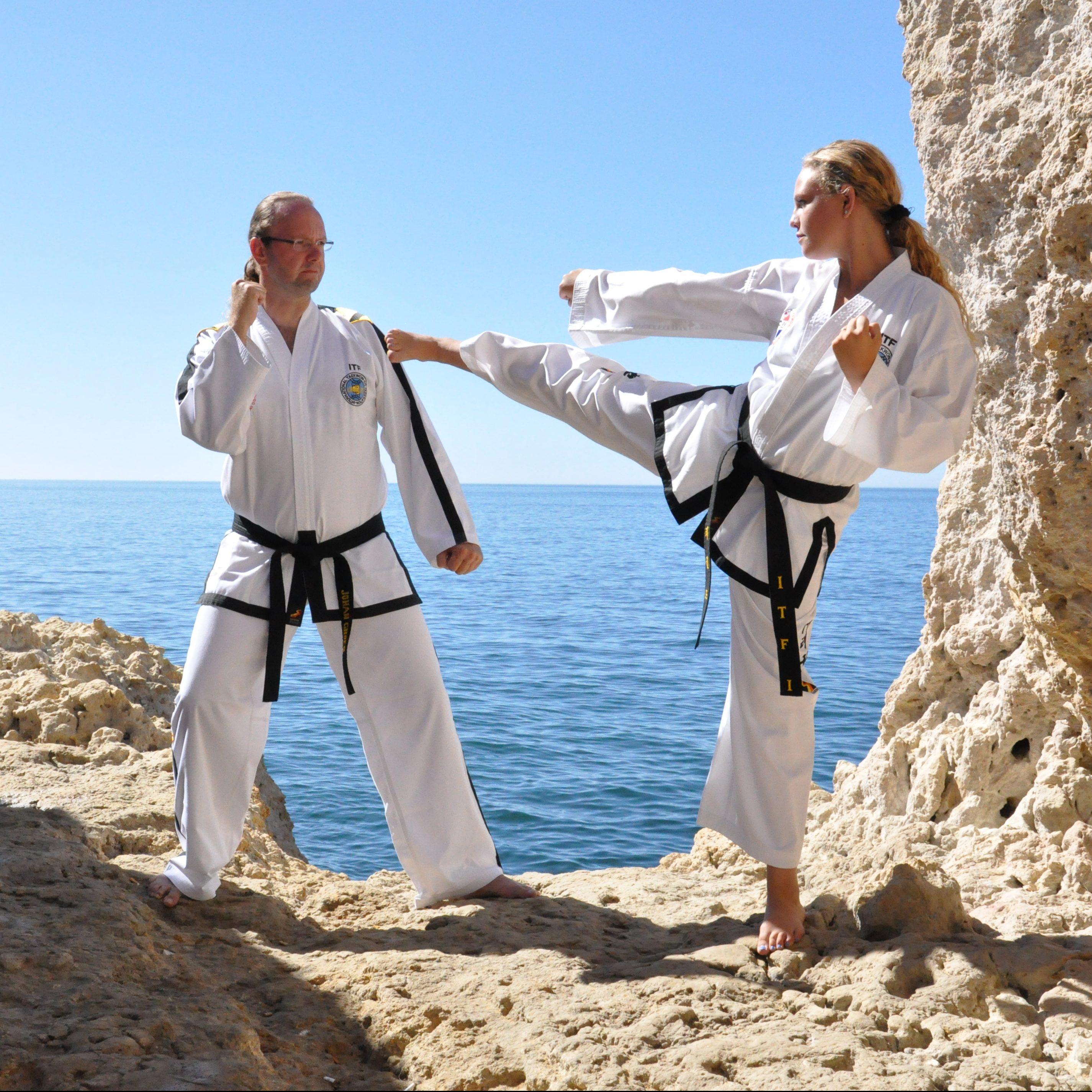 Taekwondo Baukdu Zoetermeer zelfverdediging als sport vechtsport