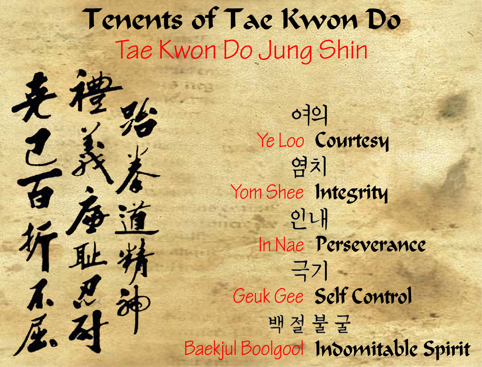 Taekwondo Baukdu Zoetermeer normen en waarden belangrijk